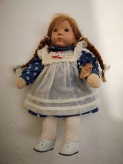 Käthe Kruse Puppe Sophie 1995