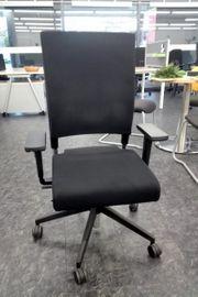 Dauphin Bürodrehstuhl m 3D-Armlehnen Bürostuhl