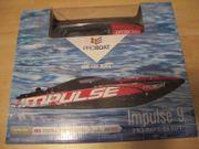 Proboat Impulse 9 Deep-V ferngesteuertes