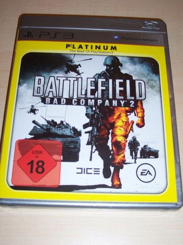Battlefield Bad Company 2 PS3 - Butzbach - Zustand ist wie Neu. Versand möglich oder Selbstabholung. - Butzbach