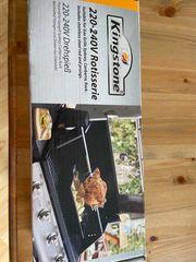 Rotisserie zum Grillen von Kingstone