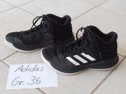 Adidas Turnschuh Sportschuh Hallenturnschuh Stiefel