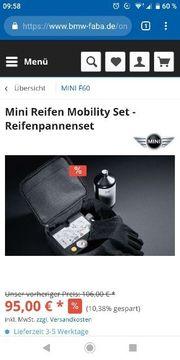 Original Mini Reifen Mobility Pannen