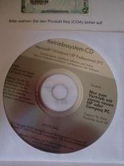 Windows XP Professional SP3 CD