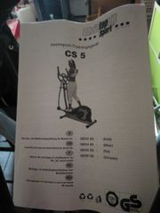 Heimtrainer Christopeit Cs5