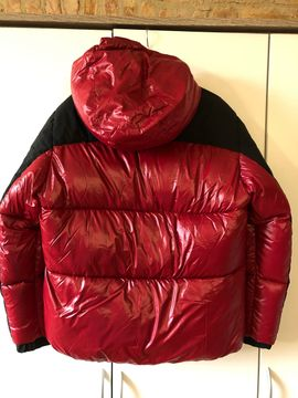 Herrenbekleidung - Safe the Duck Winterjacke kaminrot