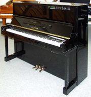 Klavier Yamaha HQ100 DISC schwarz