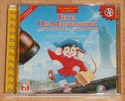 CD-ROM - Feivel - Der Mauswanderer - PC-Spiel -