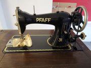 Alte Nähmaschine PFAFF