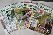 Zeitschrift Wanderlust