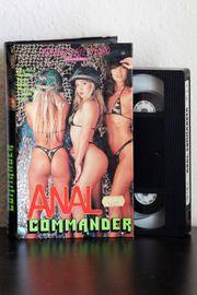 Erotik Film - A Commander - VHS
