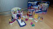Playmobil Laufsteg Model Casting mit