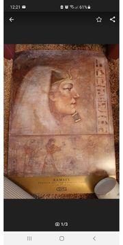 2 Poster Ramses Cleopatra 70