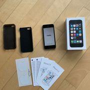 Apple iPhone 5S schwarz 16
