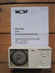 WOLF Raumtemperaturregler ART 2 ART2