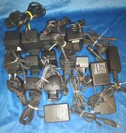 15 - Verschiedene AC-DC Netzteile - Adapter -