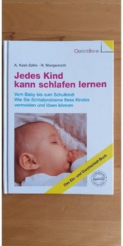Buch Jedes Kind kann schlafen