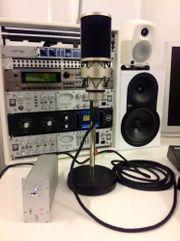 Brauner VMX Röhrenmikrofon