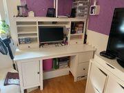Schreibtisch hemnes