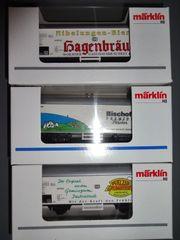 Märklin H0 Kühlwagen 4415 BISCHOFF
