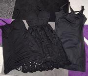 Schicke kurze Kleider in S