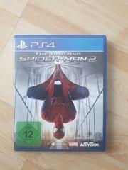 Ps4 Spidermann 2 Spiel