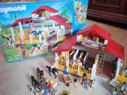 Playmobil 4190 Reiterhof mit extra