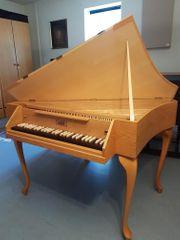 Schönes Spinett Klavier Cembalo Orgel
