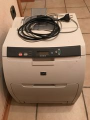 Drucker HP Color LaserJet 3600