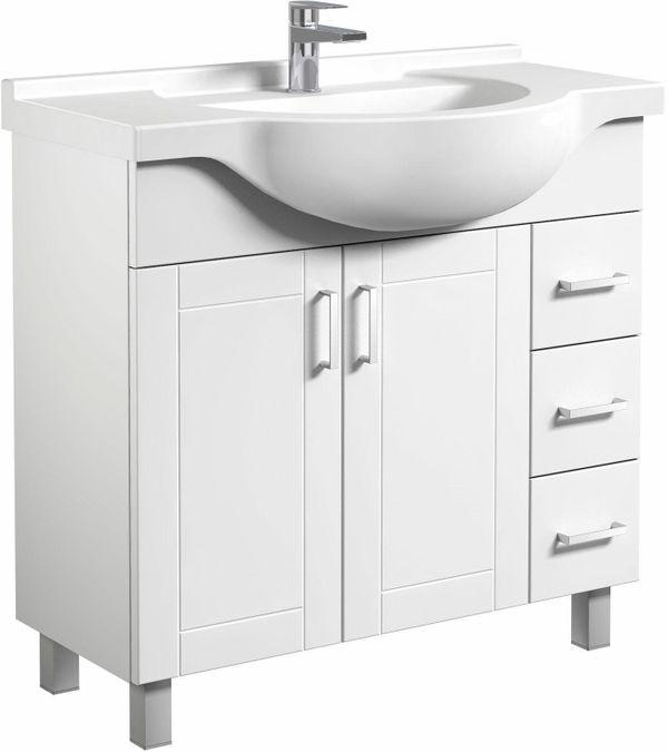 NEU welltime Waschtisch SET Waschbecken