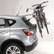 Heck-Fahrradträger mit Gurten
