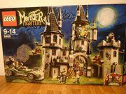 Lego 9468 Vampirschloss Monster Fighters