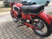 Oldtimer Motorrad Puch verkaufen