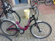 Puky-Fahrrad