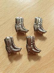 Metallverzierung für Kleidung Nieten in