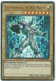 YUGIOH Elementar-HELD Neos DUPO-EN102 Ultra