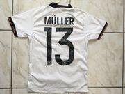 Müller Trikot Deutschland Gr 128