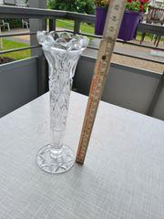 Schöne Bleikristallvase 22 5 Cm