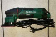 Parkside PDS 290 Dreieckschleifer Deltaschleifer