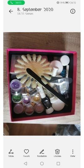 Kosmetik und Schönheit - Verkaufe mein Nagelset