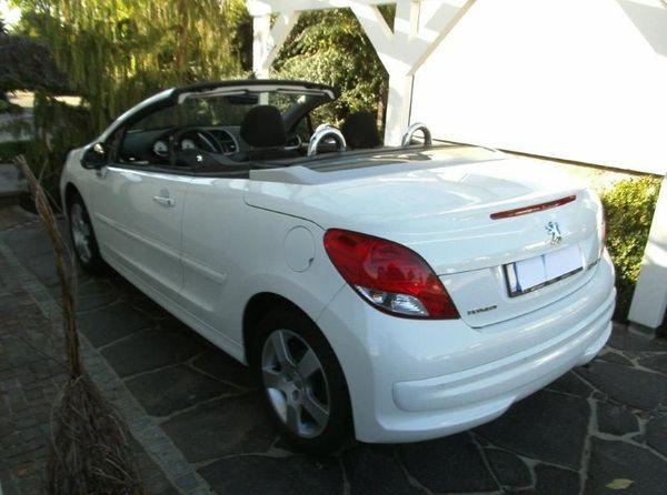 Peugeot 207 Cabrio CC Premium