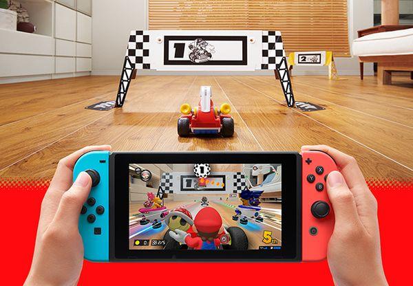 Switch Spiel Mariokart Live Home
