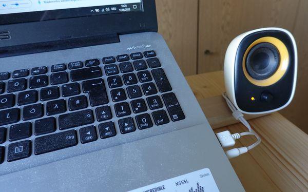 Lautsprecher für Laptop