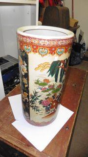 chinesische Vase aus Keramik