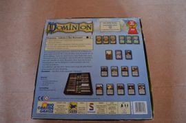 Dominion Spiel für 2-4 Pers: Kleinanzeigen aus Heßheim - Rubrik Gesellschaftsspiele