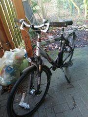 Eine Fahrrad