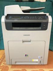 gebrauchtes Samsung CLX-6220FX Multifunktionsgerät Scanner