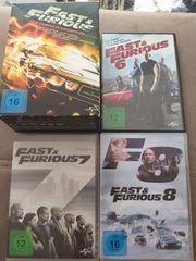 Fast Furious 1-8
