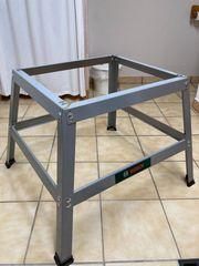 Maschinentisch von BOSCH Untergestell