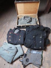 Uniform Konvolut WK1 und WK2